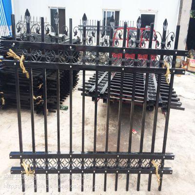 锌钢护栏价格 组装锌钢护栏 防爬防盗栏杆