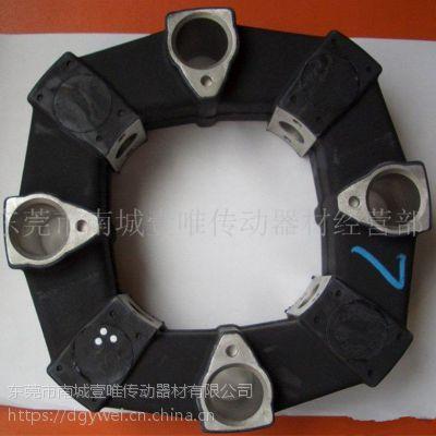 三木橡胶联轴器CF-A-050-S0日本MIKIPULLEY弹性通孔联轴器
