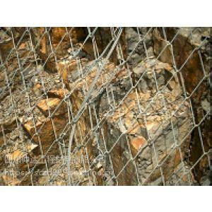 西藏拉萨景区防护网-主动防护网-柔性防护网-四川仲达厂家供应