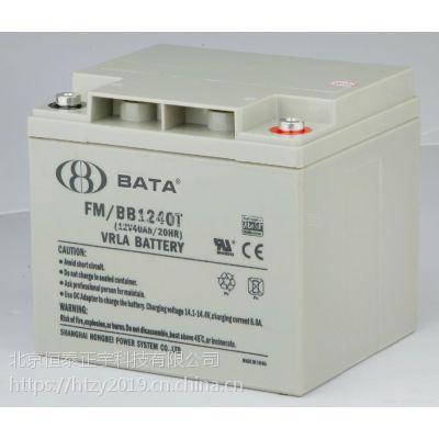 上海鸿贝铅酸蓄电池FM/BB12135T 12V135AH发电厂及变电站