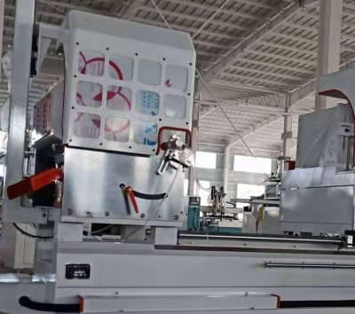 南充市整套塑钢门窗加工设备哪里有 四位焊接机价格