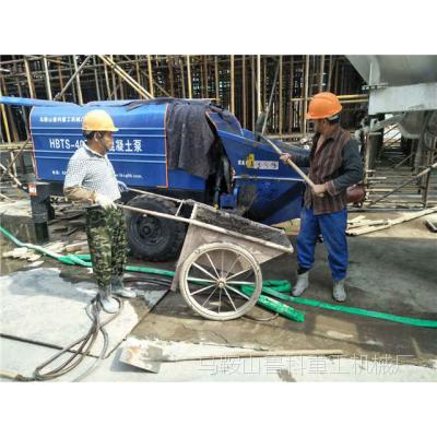 细石混凝土泵的价钱重要-提高使用寿命更重要