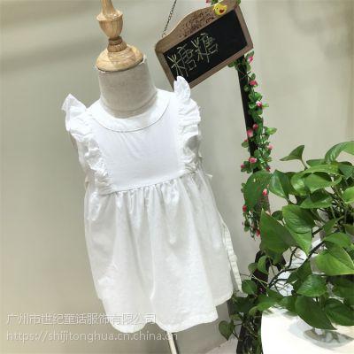 石家庄糖糖童装批发价格女童连衣裙2019年