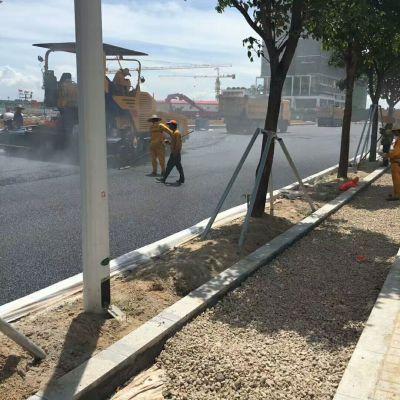 浅谈多孔沥青路面-东莞永盛沥青路面施工/沥青路面修补