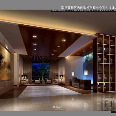 淄博环创设计 专业工装设计办公空间设计