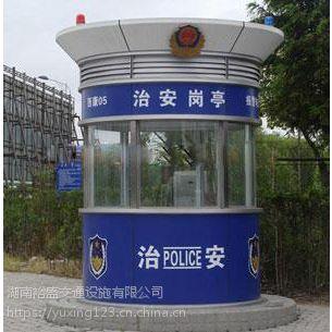 裕盛警务亭厂家,湖南移动警务亭车间大把现货供应