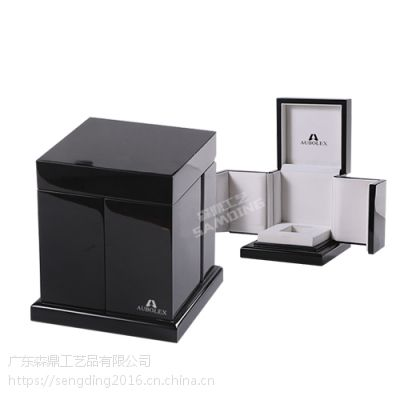 钢琴漆香水盒厂家定制销售-森鼎工艺