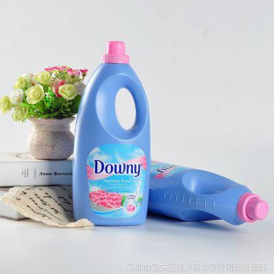 越南进口 多丽/当妮downy衣物柔顺剂1.8L浅蓝护理液 7498正品批发