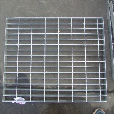 镀锌格栅板 水沟钢盖板 制造厂网盖板
