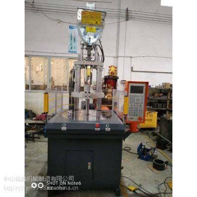 立式转盘注塑机双色多色转搭有效提高作业安全性和工作效率