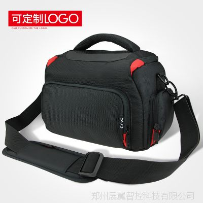佳能相机包单反700D750D70D80D800D6D200D77D5D4单肩便携摄影包M6