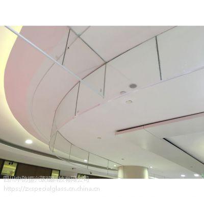重庆挡烟垂壁商场适用固定式玻璃