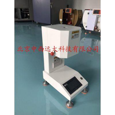 中西(LQS厂家)熔融指数测试仪型号:M119953库号:M119953