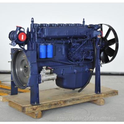279KW潍柴动力WP10.380发动机 车用潍柴P10国三电喷柴油机