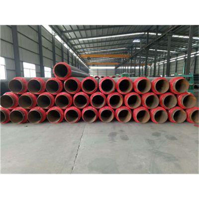 地暖供热聚氨酯保温管钢管恒运生产厂家
