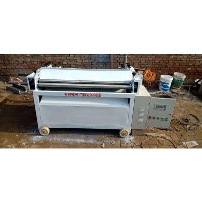 铁皮保温剪板卷圆机,全自动管道保温成型机,聚广机械