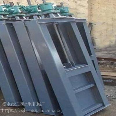 河北启闭机| 厂家供应|JZYT-1000型机闸一体式 水利建设专用碳钢闸门