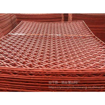 连云港包边钢笆片一吨多少张?钢板冲压菱形钢笆片常规一张3.5kg