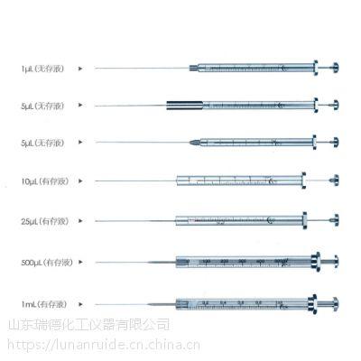上海高鸽液相平头进样针 手动进样器