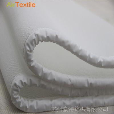 台湾日韩热销20mm厚度立体包边3D网布透气可水洗床垫 3D凉席
