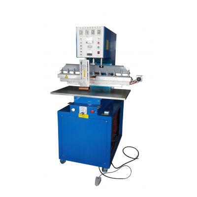 赛典专业生产充气围油栏高频塑胶焊接机,PVC夹网布热合设备