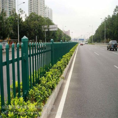 外环绿化护栏施工 城区绿化带小栅栏 公园护栏工程
