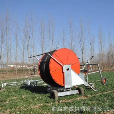 大型喷灌设备 卷盘喷灌机 绞盘式喷灌机 自动自走 农田浇地机器