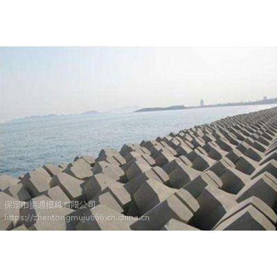 防浪石模具-防浪石钢模具