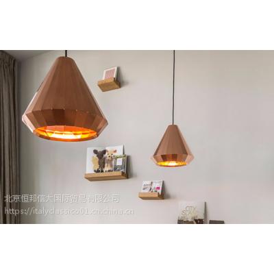 VIJ5客厅吊灯荷兰进口灯具品牌金属质感照明灯饰