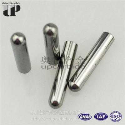 钨钴YG6硬质合金非标精磨圆棒 按图加工定制 钨钢圆头棒 钨钢销