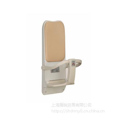 AQUAIUX第三卫生间壁挂折叠婴儿安全座椅K-665