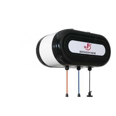 博丰 洗车工具 椭圆三组合箱体 自动伸缩卷管器 型号全价格低