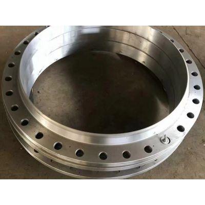 碳钢法兰 板式法兰 帯颈平焊法兰 制作加工