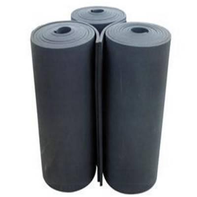 大量供应各种规格橡塑保温管 板 黑色b1级橡塑保温材料