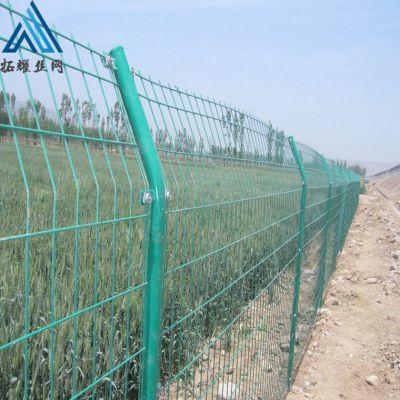 光伏电站护栏网,厂区防护围栏网