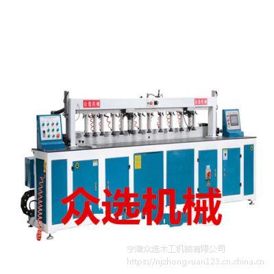 众选木工机械设备门芯加工铣型机械厂家直销