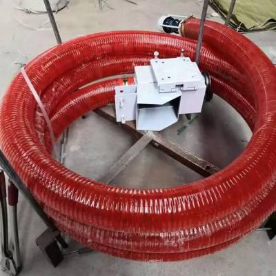 长短定制的吸粮机 稻谷装车抽粮机 柴油动力的吸粮机