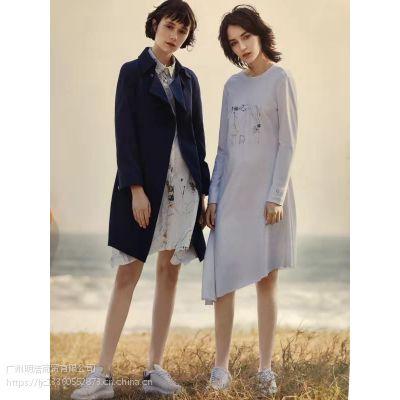 莉佳丽品牌折扣女装零库存货源找广州明浩