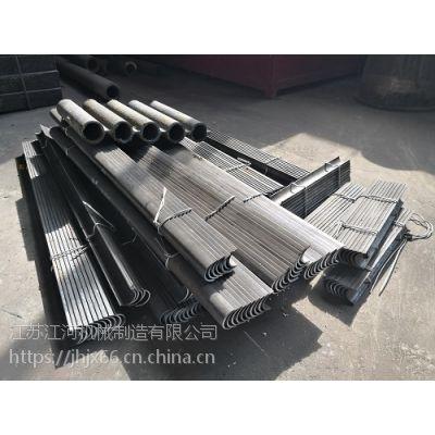 四川防磨瓦 防磨罩对称梳形防磨盖板 江河机械