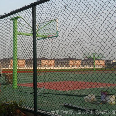 防护围栏网 羽毛球场围栏网 球场护栏报价