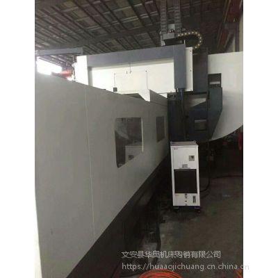 8成新 在位出售杭州大天GQ1540龙门加工中心