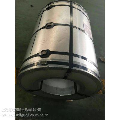 宝钢电镀锌卷SECCN5耐指纹板卷,耐指纹钢卷按要求定尺寸加工配送SECCN5