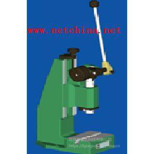 中西精密手动压力机型号:WTJ69-MPRP-1库号:M160416