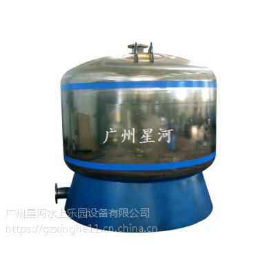 惠州水上乐园水处理过滤设备施工厂家