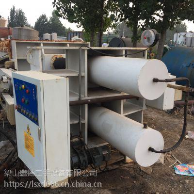 出售景津二手200平方厢式压滤机 二手程控隔膜压滤机 化工水处理设备