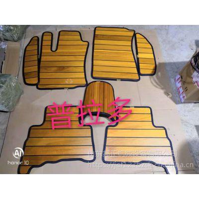 汽车柚木脚垫,实木脚垫,厂家直销