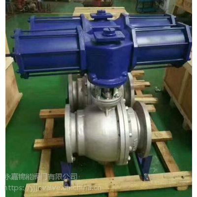厂家销售Q641F气动球阀/气动球阀的工作原理;欢迎来电订购