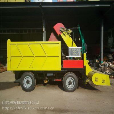 三轮动力清粪车 猪场清理粪池拉粪运输车