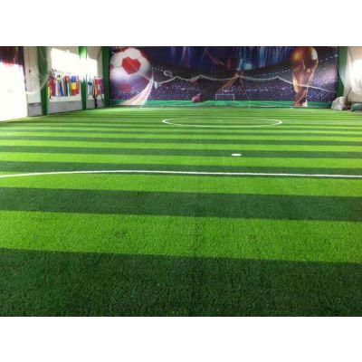 仿真塑料草坪生产厂家假草皮绿化围挡广告墙地毯人造足球场
