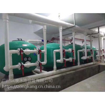 游泳池工程设计及施工方案-广州纵康泳池设备有限公司